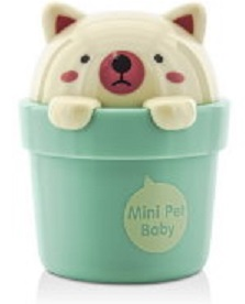 THE FACE SHOP - Крем для рук парфюмированный Lovely Meex Mini Pet Perfume Hand Cream. Baby Powder - аромат детской присыпки