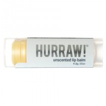 HURRAW! - Бальзам для губ Hurraw! Unscented Lip Balm