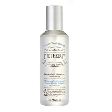 THE FACE SHOP - Тоник увлажняющий The Therapy Moisturizing Tonic Treatment