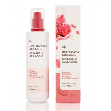 THE FACE SHOP - Эмульсия-лифтинг для лица с коллагеном Pomegranate&Collagen Volume Lifting Emulsion