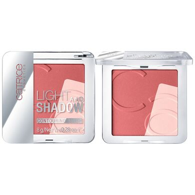CATRICE -  Контурирующие румяна Light And Shadow Contouring Blush 030 Rose Propose