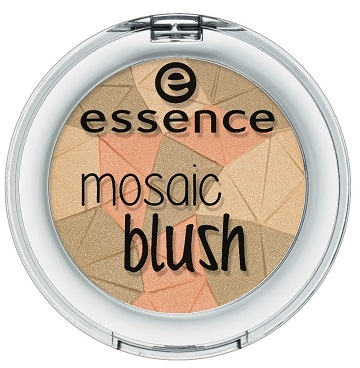 ESSENCE - Румяна Mosiac blush 30 -  kissed by the sun