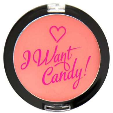 MAKEUP REVOLUTION - Румяна I Want Candy - Flushing