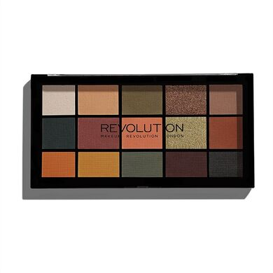 MAKEUP REVOLUTION - Палетка теней Re-Loaded Palette division
