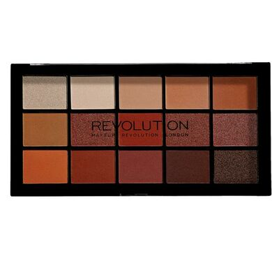 MAKEUP REVOLUTION - Палетка теней Re-Loaded Palette Iconic Fever